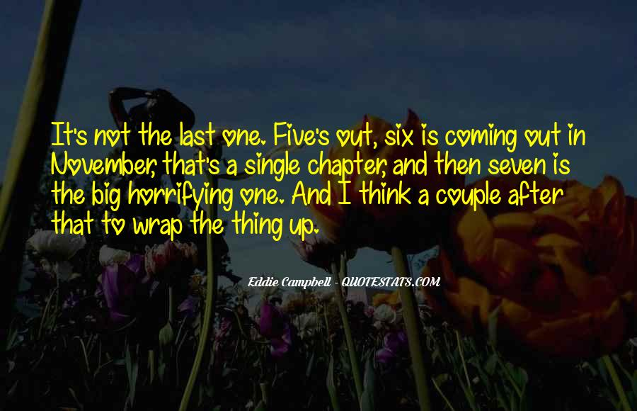 November's Quotes #1109327
