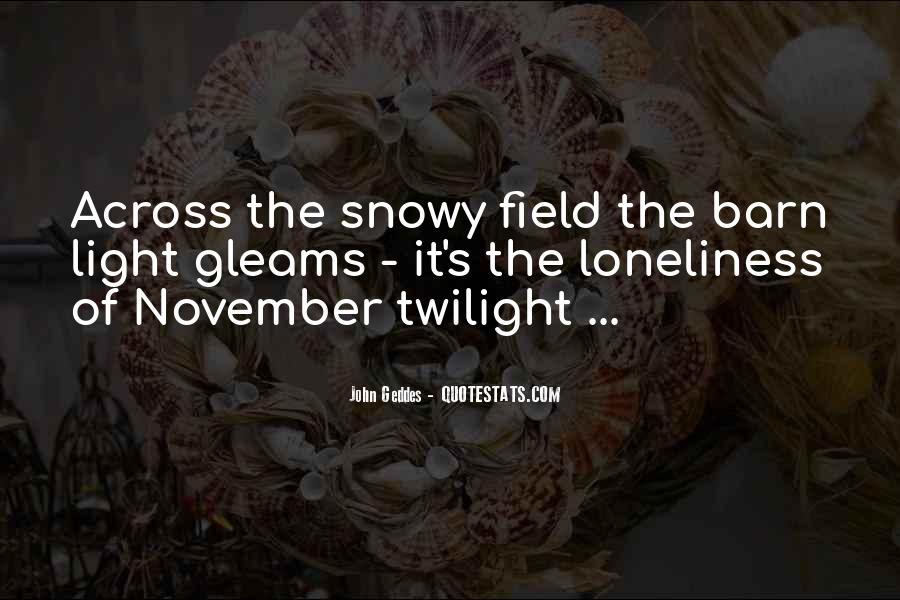 November's Quotes #1132752