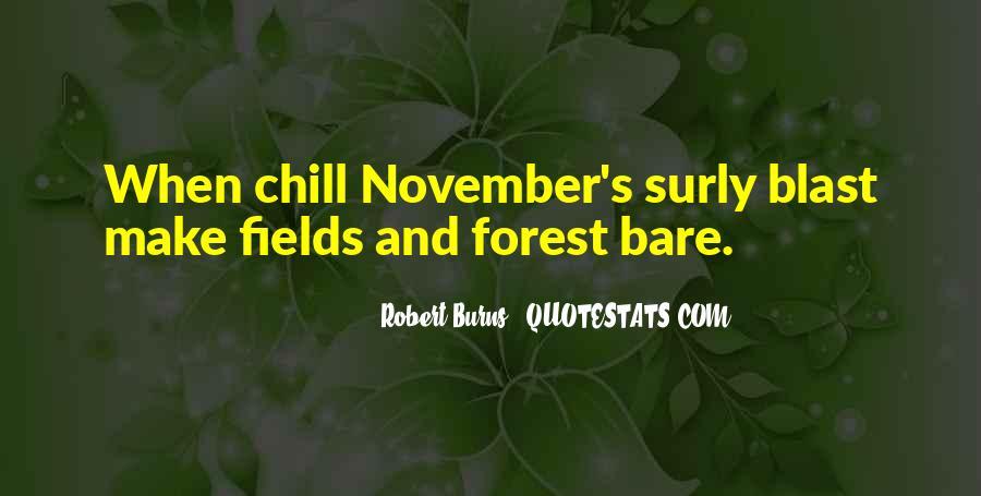 November's Quotes #1248643