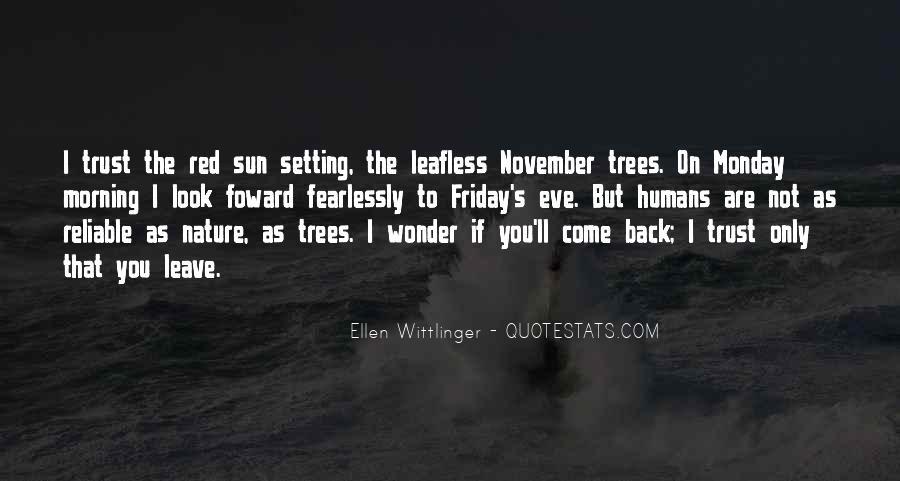 November's Quotes #1281884