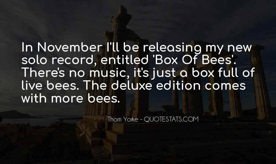 November's Quotes #1599042