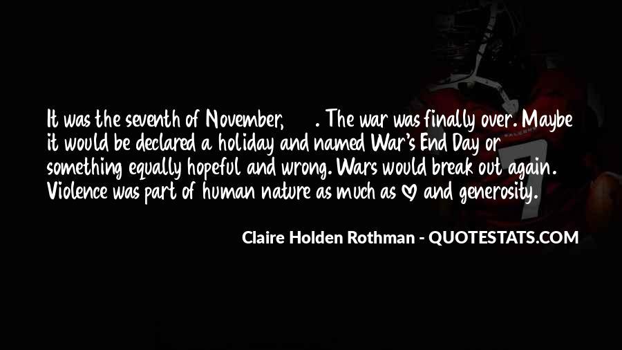 November's Quotes #1612474