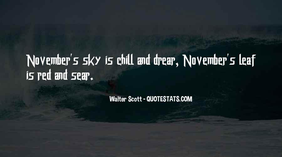November's Quotes #1708142