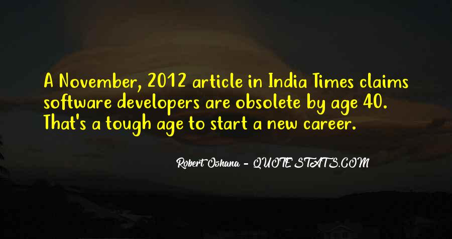 November's Quotes #1815229