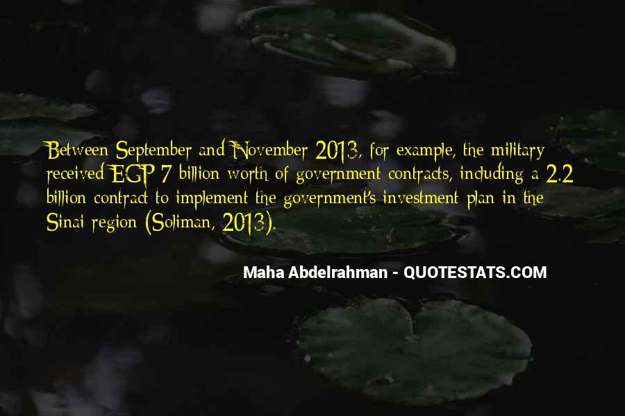 November's Quotes #213709