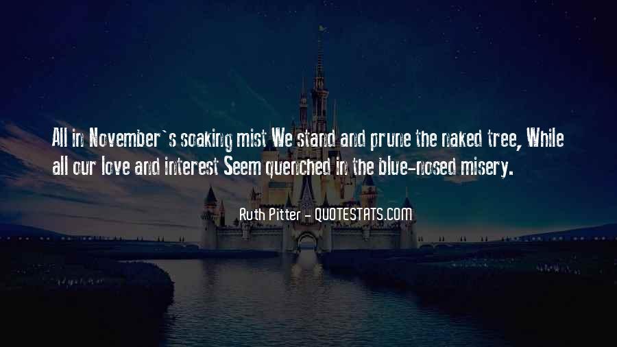 November's Quotes #244276