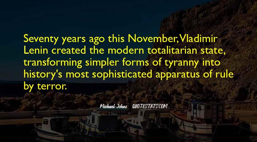 November's Quotes #260375