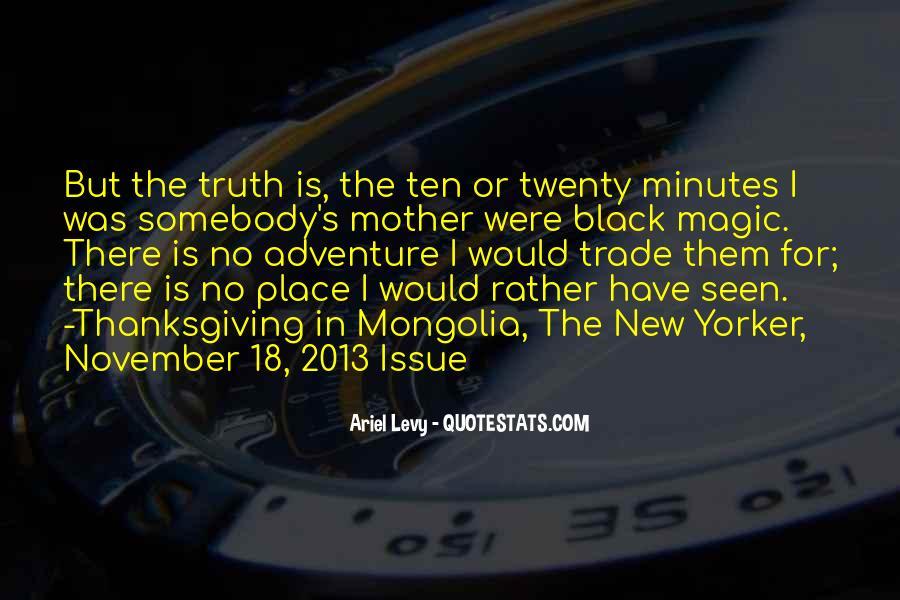 November's Quotes #271409