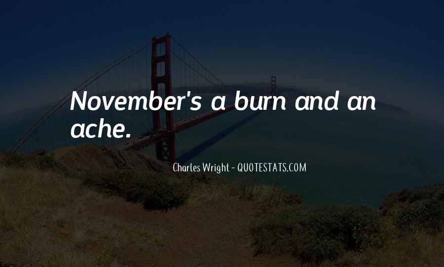 November's Quotes #550962