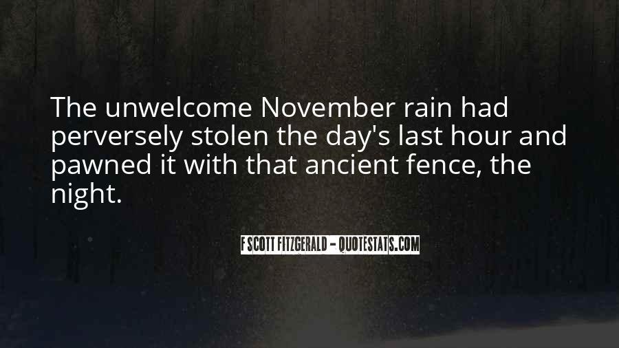 November's Quotes #55860