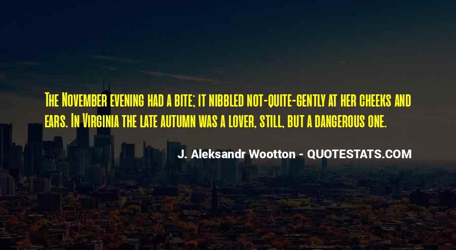 November's Quotes #67831