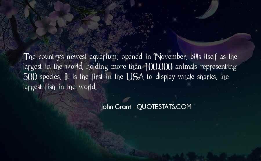 November's Quotes #697014