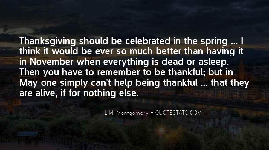 November's Quotes #69768