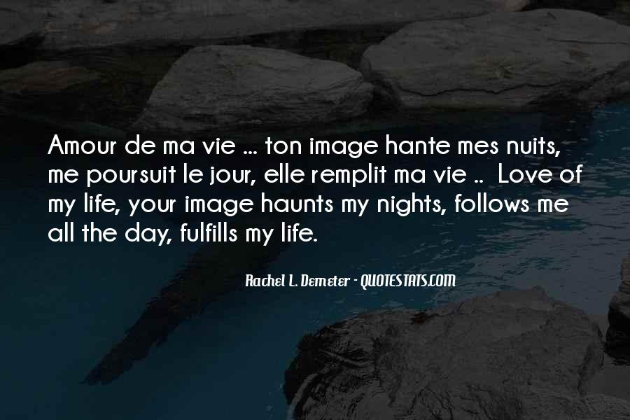 Nuits Quotes #1823685