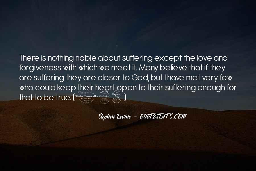 Quotes About True Love God #111234