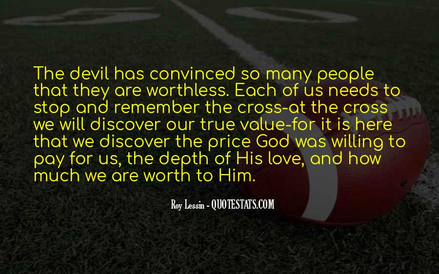 Quotes About True Love God #196819