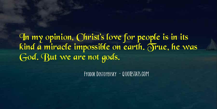 Quotes About True Love God #304359