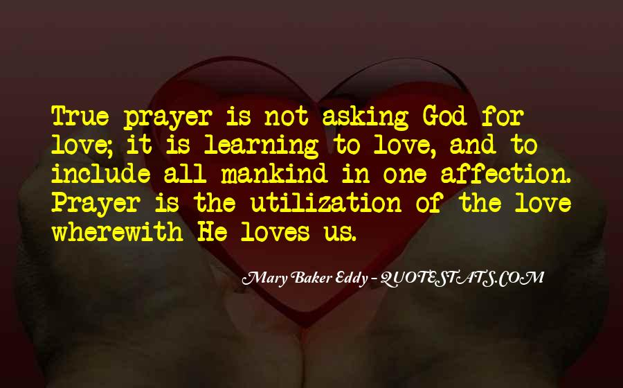Quotes About True Love God #326967