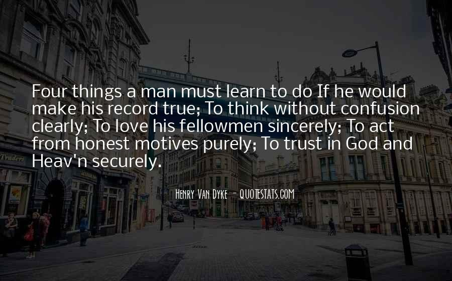 Quotes About True Love God #608418