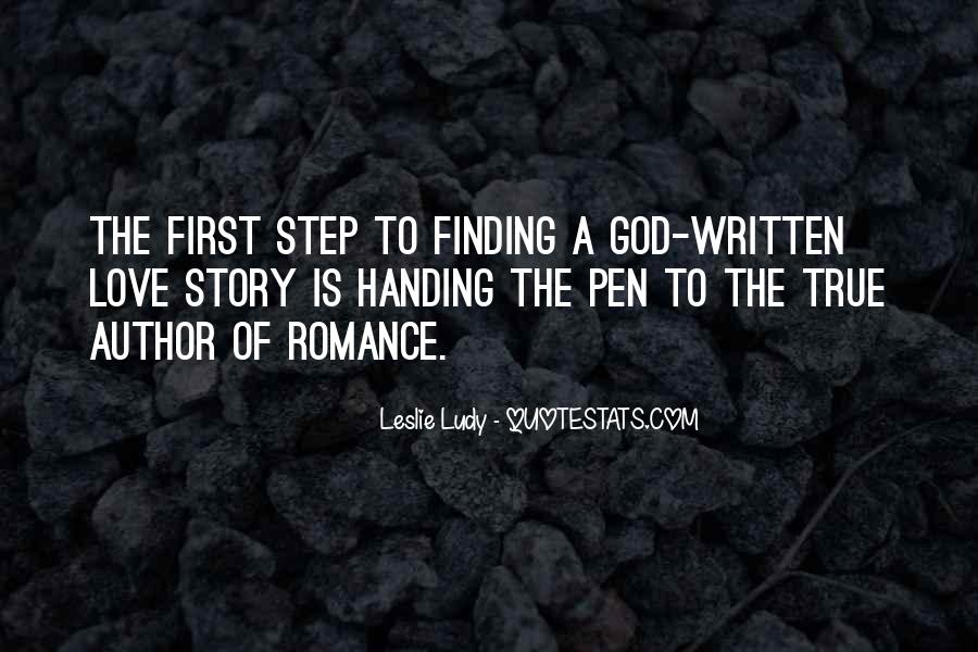 Quotes About True Love God #6454