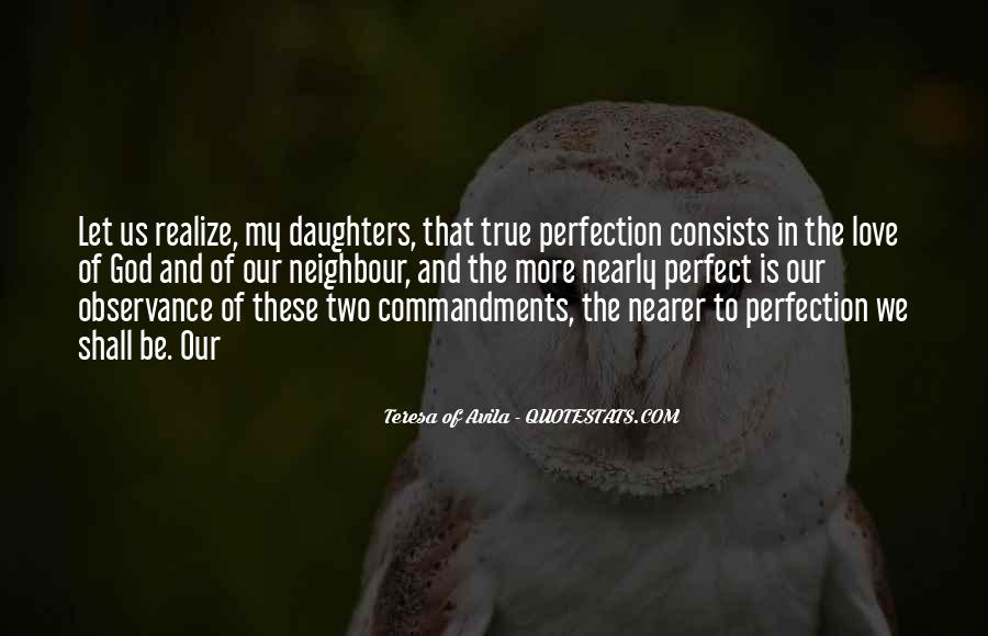 Quotes About True Love God #647254