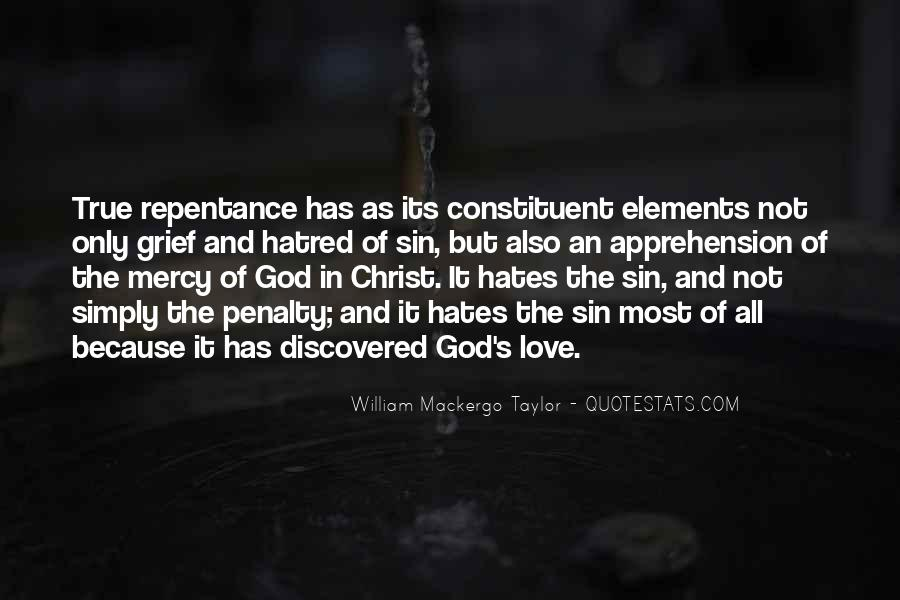 Quotes About True Love God #848964
