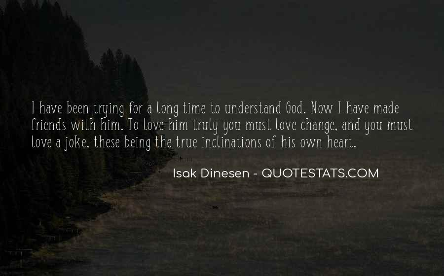 Quotes About True Love God #919704