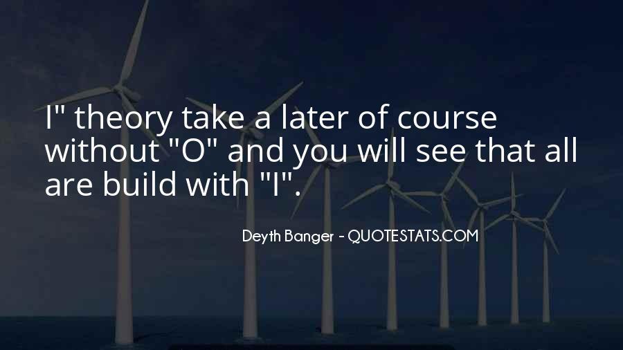 O'course Quotes #447921