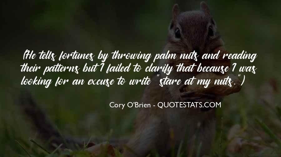 O'nuts Quotes #173342
