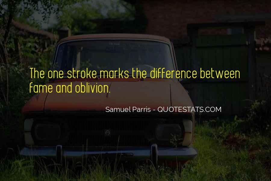 Oblivion's Quotes #101635