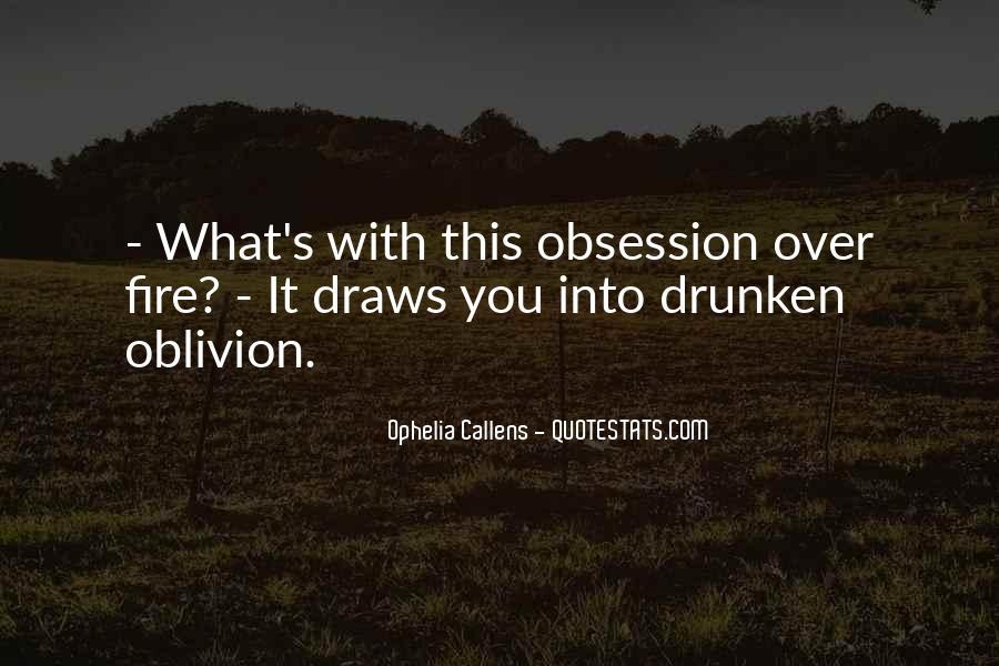 Oblivion's Quotes #1069734