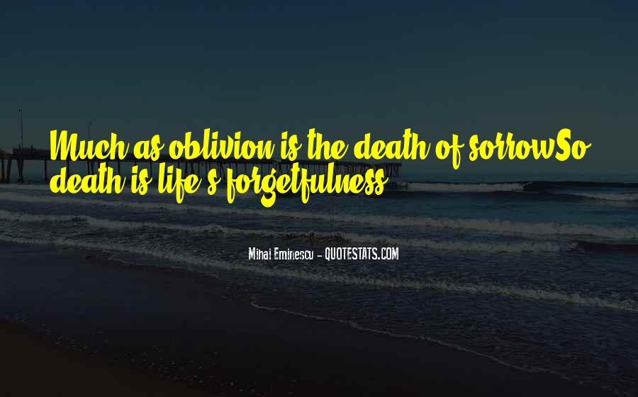 Oblivion's Quotes #1233325