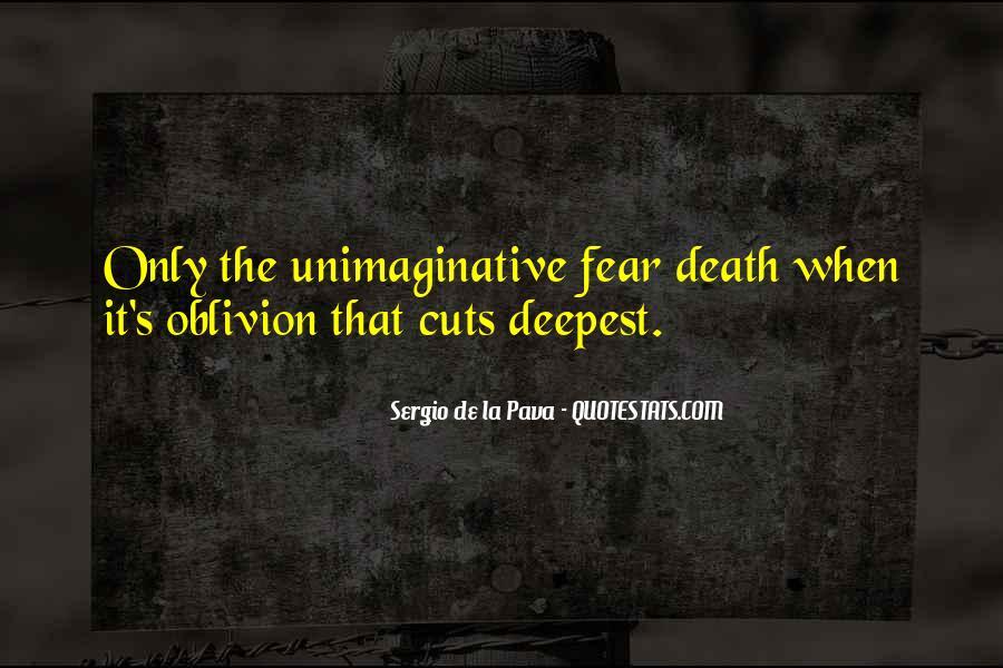 Oblivion's Quotes #1273483