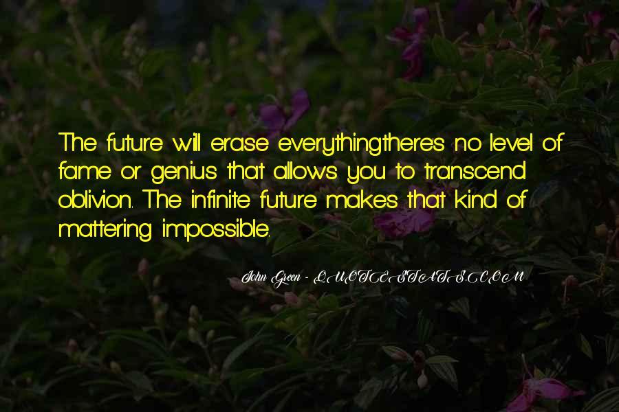 Oblivion's Quotes #1274501