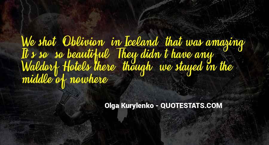 Oblivion's Quotes #1380647