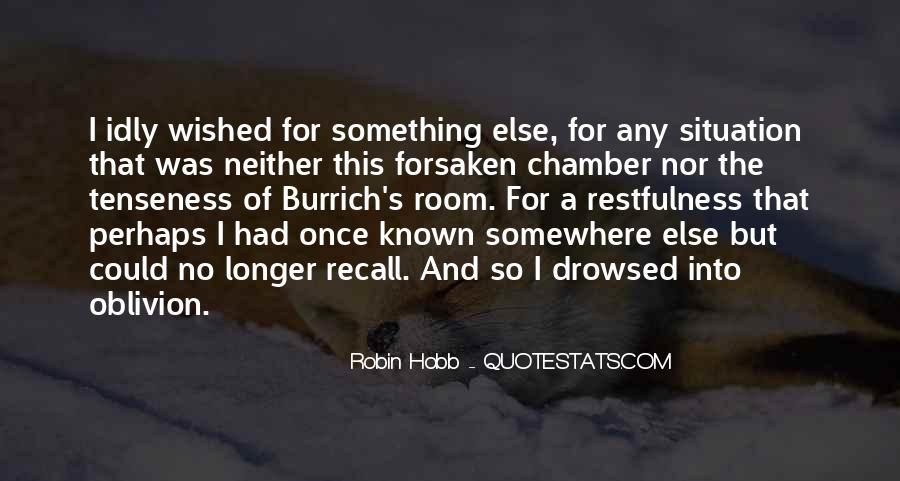Oblivion's Quotes #1453002