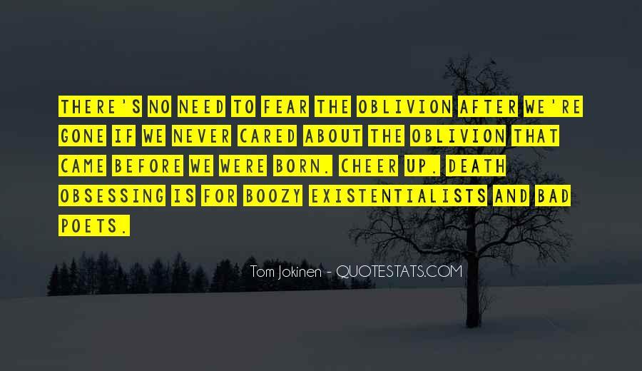 Oblivion's Quotes #1457621