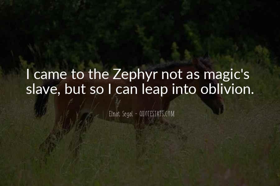 Oblivion's Quotes #1503816
