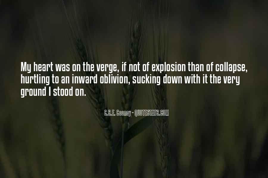 Oblivion's Quotes #1673114