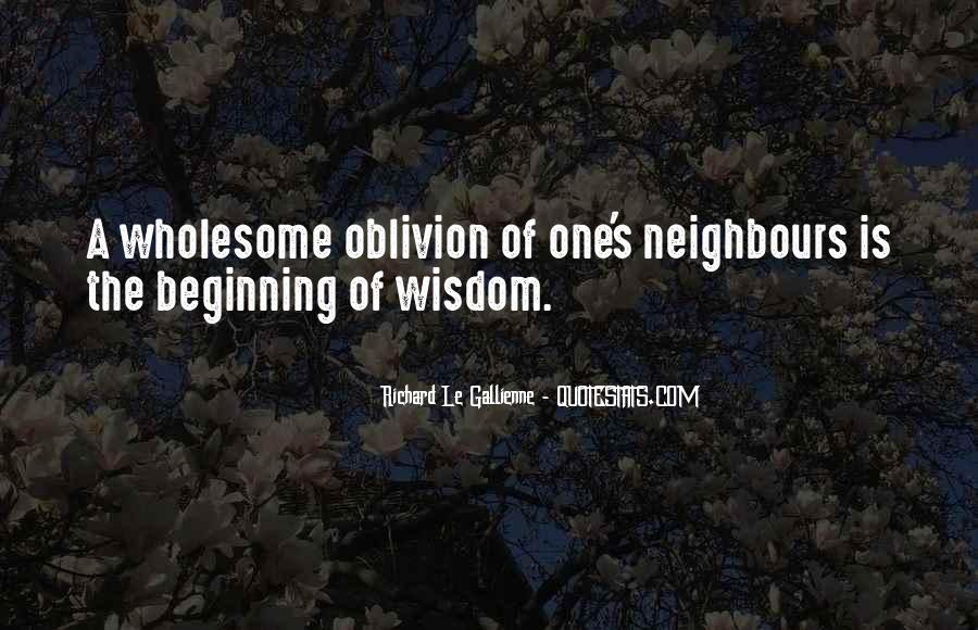 Oblivion's Quotes #1723246
