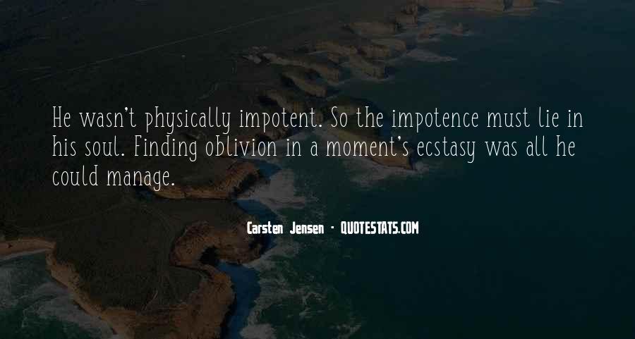 Oblivion's Quotes #1746040