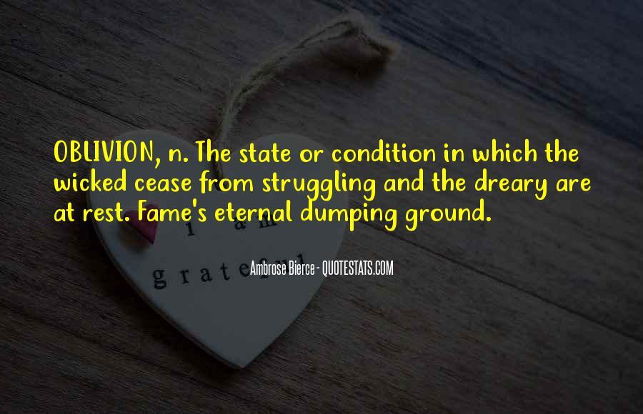 Oblivion's Quotes #1849407