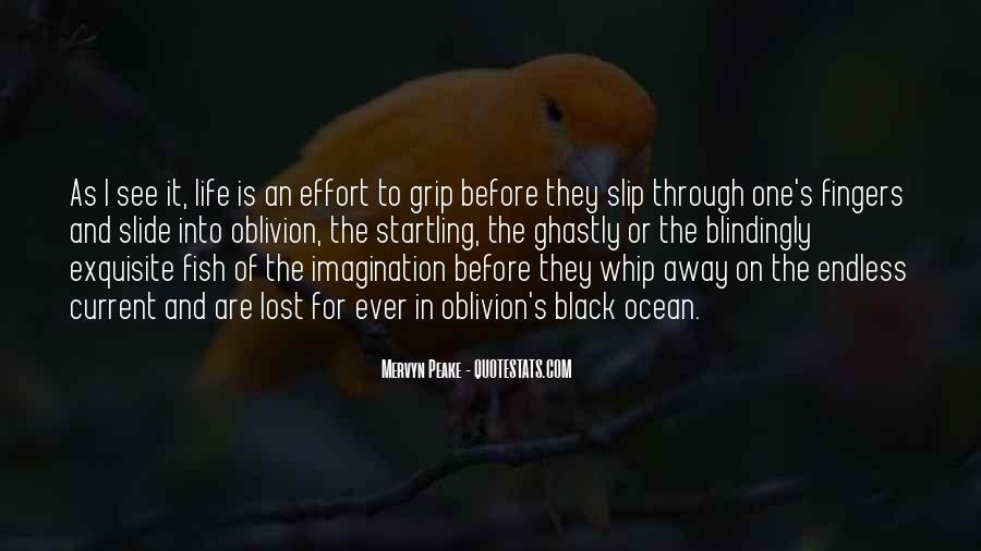Oblivion's Quotes #1854496