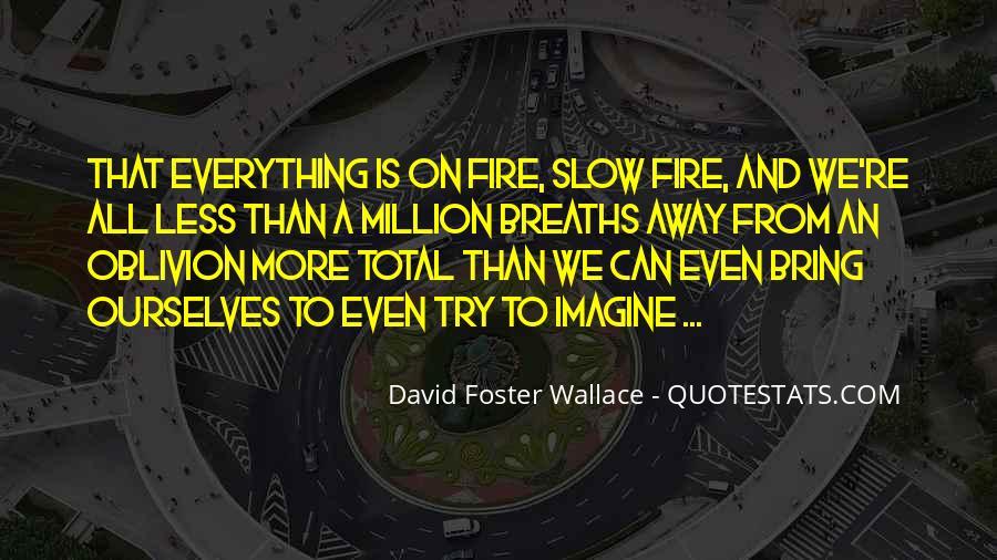 Oblivion's Quotes #21651