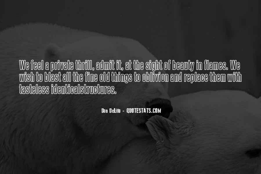 Oblivion's Quotes #23662