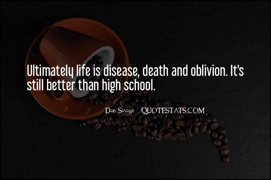 Oblivion's Quotes #392714