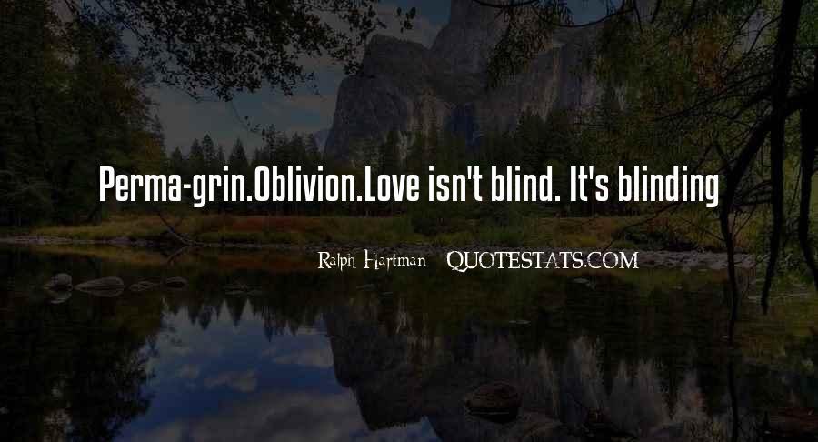 Oblivion's Quotes #475934
