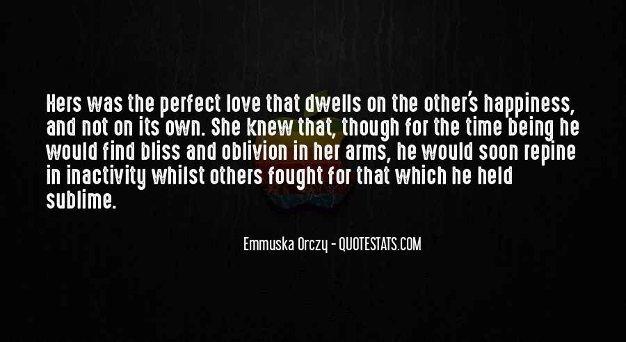 Oblivion's Quotes #499392