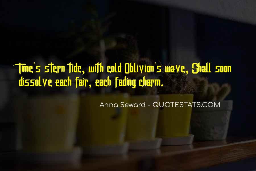 Oblivion's Quotes #506777