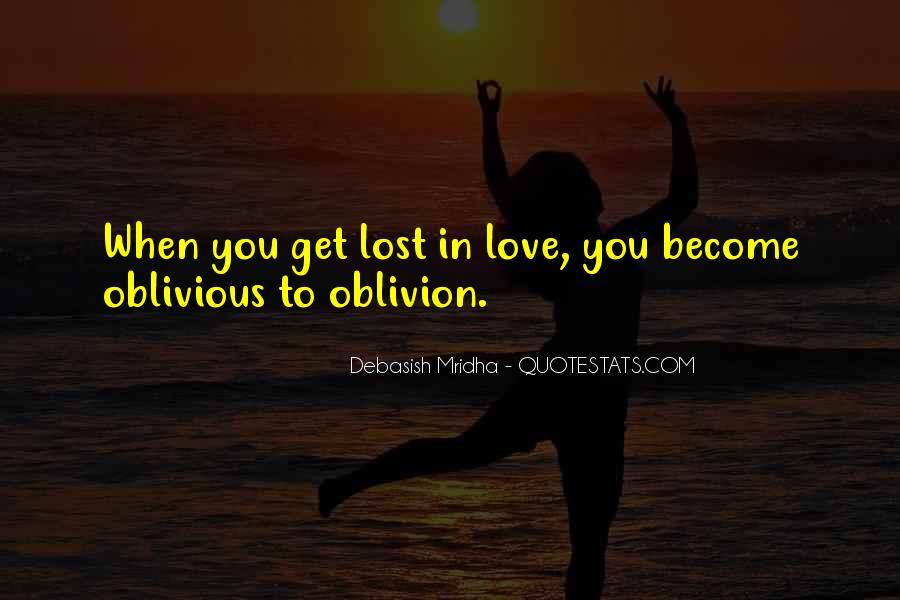 Oblivion's Quotes #6011